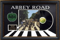 "The Beatles ""Abbey Road"" Album Collage"