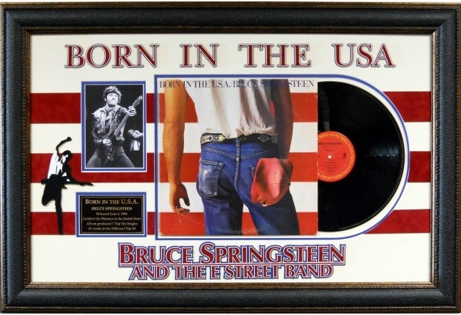 Bruce Springsteen Born In The U S A Album