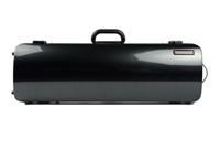 BAM FRANCE Hightech 2001XLC Violin Case (Black Carbon)