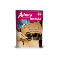 Astuces De La Guitare Manouche Vol. 3 By Christophe Astolfi with CD (French)