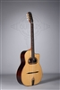 Altamira Model M01 D Hole Gypsy Jazz Guitar