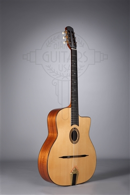 Altamira M-10 Gypsy Jazz Guitar (Mahogany Back and Sides)