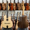 Altamira Model M-30 Oval Hole Gypsy Guitar