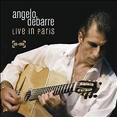 Angelo Debarre - Live in Paris CD+DVD