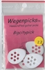 Wegen Big City Picks (2.2 mm) (White)