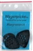 Wegen Bluegrass Pick (1.4mm) (Black)