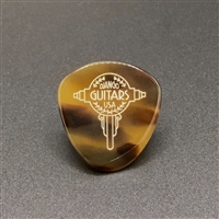 "DjangoGuitars #3 ""Gypsy Jazz Pick"" 3.5mm (Vintage Galalith)"