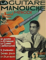 Daniel Givone La Guitar Manouche Methode with CD (FRENCH ONLY)