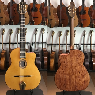 *JUST IN* 2019 Geronimo Mateos JAZZ-B Vintage