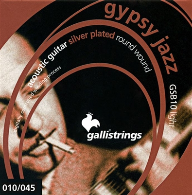 Galli Gypsy Jazz Guitar Strings GSB-11