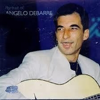 ANGELO DEBARRE Portrait of Angelo CD Hot Club Records w/ Bireli, Jimmy, Florin