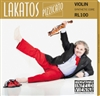 Lakatos Violin Strings 4/4 Set (Thomastik Infeld)