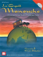 L'Esprit Manouche (Book/CD Set)
