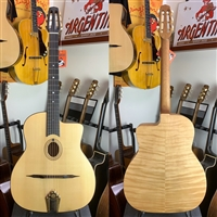 Altamira Gypsy Model M-T Oval Hole