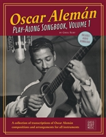 The Oscar Alemán Play-Along Songbook Vol. 1 (Softback)