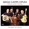 SERGE CAMPS The Best Of Opus 4 Vocal Gypsy Swing