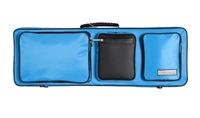 BAM PERFORMANCE VIOLIN CASE - (BLUE)