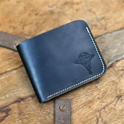 Black Edition Gypsy Pick Billfold by Codina Leather
