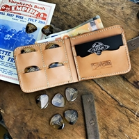 Special Edition Gypsy Pick Billfold by Codina Leather