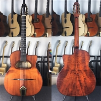 "*ON HOLD* 2009 Stefan Hahl ""Gitano Deluxe"" Antique"