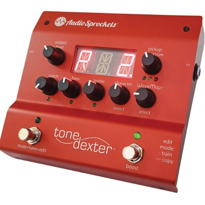 Tone Dexter Preamp by Audio Sprockets (Now Shipping!)