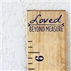 "Add-On ""Loved Beyond Measure"" Top Header"