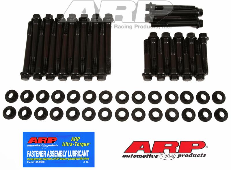 ARP AMC 343-401 '69 & earlier w/Edel heads head bolt kit