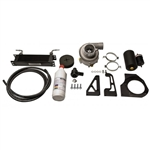 Kraftwerks C30-94 Supercharger Race Kit for 2001-2017 Honda/Acura K20/K24 2.0L/2.4L Black