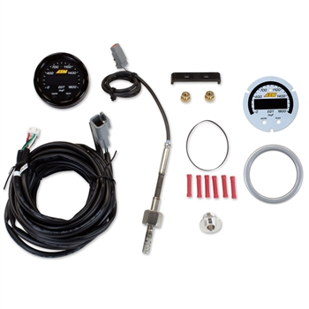 AEM X-Series Digital Exhaust Gas Temperature (EGT) Gauge Kit, 1800°F/1000°C