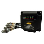 AEM 4-channel Wideband UEGO Controller w/ 1 Sensor and weld-on bung