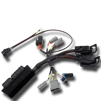 AEM Infinity 7-series EMS Plug-N-Play Wiring Harness for 2003-2006 Nissan 350Z/Infiniti G35 (M/T Only)