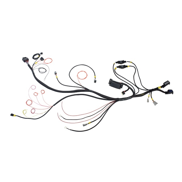 aem infinity 7 series ems plug n play wiring harness for ford aem infinity 7 series ems plug n play wiring harness for ford coyote 5 0l v8 oem harness 11 16 mustang gt boss 302 11 16 f 150