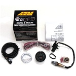 AEM Analog Gauge-Type Wideband UEGO Sensor Controller - Black Face