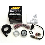 AEM Analog Gauge-Type Wideband UEGO Sensor Controller - White Face