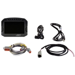 AEM CD-5L Carbon Digital Racing Dash Display w/ Onboard Logging, No-GPS
