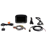 AEM CD-5LG Carbon Digital Racing Dash Display w/ Onboard Logging/GPS