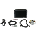 AEM CD-7L Carbon Digital Racing Dash Display w/ Onboard Logging, No-GPS