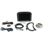 AEM CD-7LG Carbon Digital Racing Dash Display w/ Onboard Logging/GPS