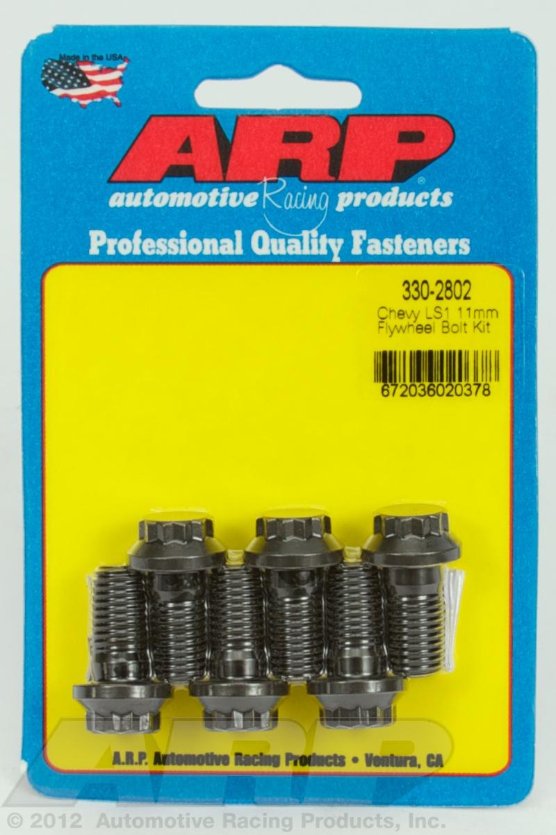 ARP Chevy LS1 M11 flywheel bolt kit