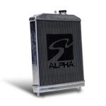 Skunk2 Racing Alpha Aluminum Radiator 1992-2000 Honda Civic