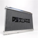 Skunk2 Racing Alpha Aluminum Radiator 2006-2011 Honda Civic/Si