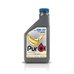 PurÖl Elite Synthetic Motor Oil 5W30, 1-Liter Bottle