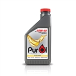 PurÖl Elite Synthetic Motor Oil 10W40, 1-Liter Bottle