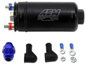 "AEM High Flow/High Pressure 380 LPH ""Bosch 044 Style"" Fuel Pump"