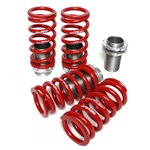 Skunk2 Racing Adjustable Coilover Sleeve Kit 1988-2000 Honda  Civic / CRX / Del Sol (All models) [Drag Launch Kit]  -Off-road Use Only-