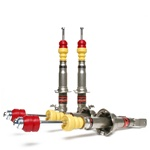 Skunk2 Racing Sport Shocks 1988-1991 Honda Civic / CRX (All models)