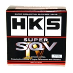 HKS Super SQV4 Blow-Off Valve Kit for 2008-2012 Subaru Impreza WRX/2003-2009 Legacy 2.5 GT