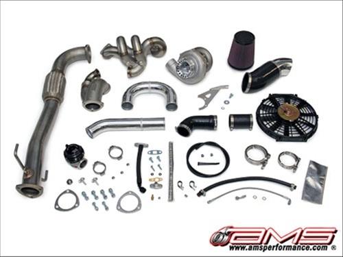 AMS Performance PT6766 266 Turbo Kit 2001-2007 Mitsubishi