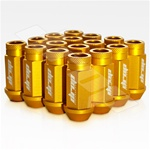 Drop Engineering Aluminum Lug Nuts M12 x P 1.50MM - Gold