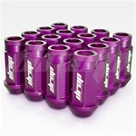 Drop Engineering Aluminum Lug Nuts M12 x P 1.50MM - Purple